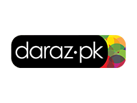 Daraz logo for contegris website